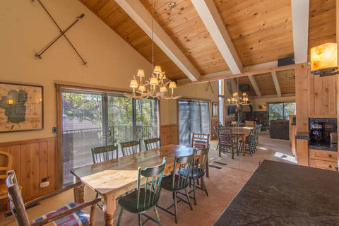 Mandala Vacation Rental in Tahoe City - RedAwning
