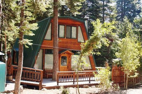 Springsteen Vacation Rental in Tahoe City - RedAwning
