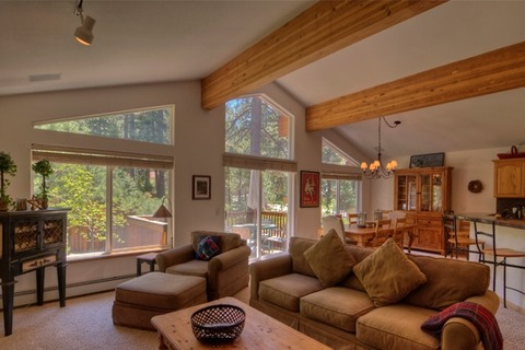 #12 Country Club Villa Vacation Rental in Incline Village - RedAwning