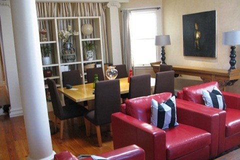 South Park Suite Upper Vacation Rental in San Francisco - RedAwning