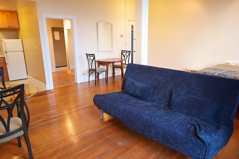 Presidio Studio Vacation Rental in San Francisco - RedAwning