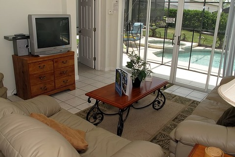 16617 Rolling Green Drive Vacation Rental in Clermont - RedAwning