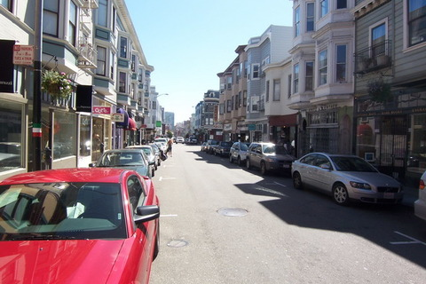 NORTH BEACH UNION GREEN Vacation Rental in San Francisco - RedAwning