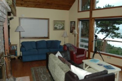 Million Dollar View At Seal Rock Vacation Rental in Seal Rock - RedAwning