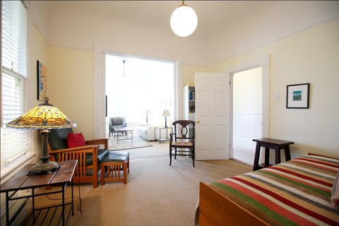 Parkview Vacation Rental in San Francisco - RedAwning
