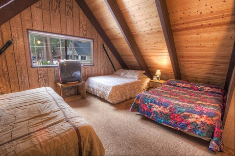 Great Value 3 Bedroom South Lake Cabin  Vacation Rental in City of South Lake Tahoe - RedAwning