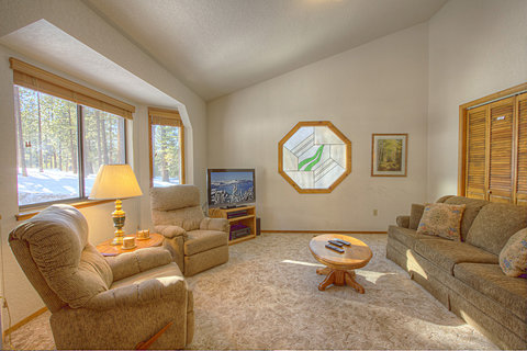 Adorable 3 Bedroom Home Half Mile to Heavenly Vacation Rental in City of South Lake Tahoe - RedAwning