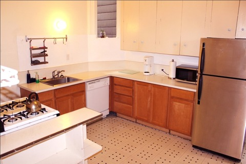 Central Victorian Lower Vacation Rental in San Francisco - RedAwning