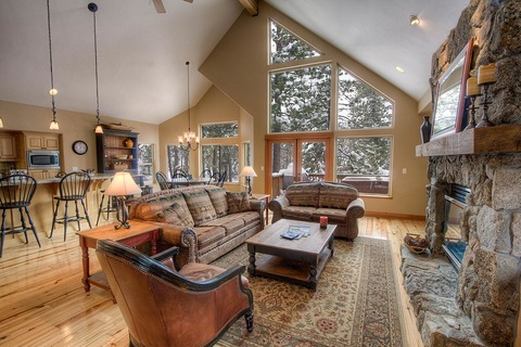 A Getaway Home That is Unforgettable Vacation Rental in South Lake Tahoe, CA - RedAwning