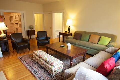 Presidio Terrace Lower Unit Vacation Rental in San Francisco - RedAwning