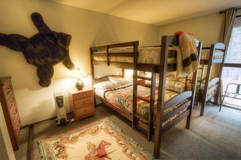 Tahoe City Condo in The Villas Vacation Rental in Tahoe City - RedAwning
