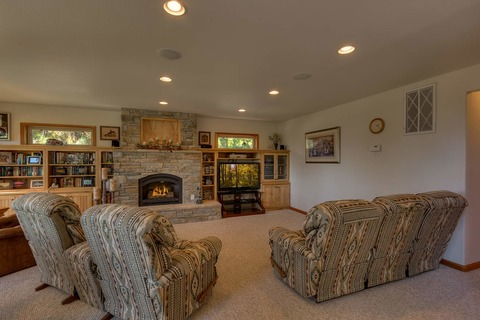 Marla Bay Luxury Home with Rustic Elegance Vacation Rental in Zephyr Cove - RedAwning