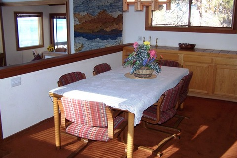 Skyland Home with Decks and Jacuzzi Tub Vacation Rental in Zephyr Cove - RedAwning