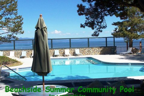 Tahoe Keys Studio Condo with Private Hot Tub Vacation Rental in Tahoe Keys - RedAwning