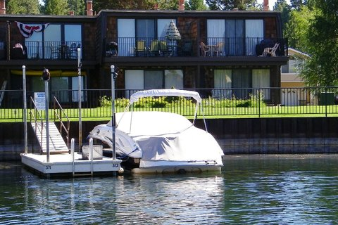 Quiet Condo in Tahoe Keys Vacation Rental in Tahoe Keys - RedAwning