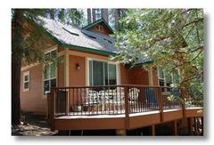 Cabin #8S Wawona's Sweet Retreat