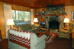 Cabin #11 Shangrila-de-da