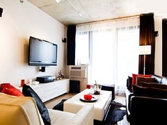 Luxury Fully Furnished Suite Downtown Montreal