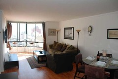 Beautiful Fully Furnished One Bed Apartment #901 in Nob Hill