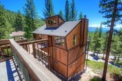 Stunning Incline Village with Breathtaking Lake Views and Hot Tub