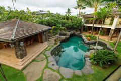 Grand Kailua Beachside Estate