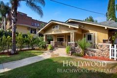 Hollywood Beachwood Retreat