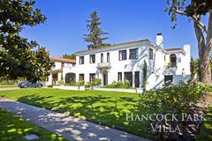 Hancock Park Villa