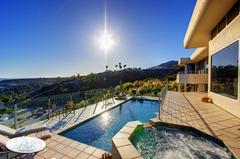 Modern Malibu Hills Estate