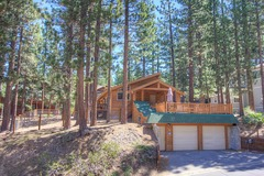 One of a Kind Tahoe Luxury Home