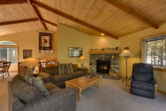 Kings Beach Home with Brand New Furnishings and Hot Tub